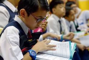 Don't put too much pressure on primary school pupils - Mahdzir