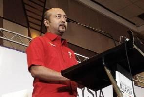 Kongres Rakyat: Darah daging saya UMNO, tak mudah tukar-tukar - Mukhriz Mahathir
