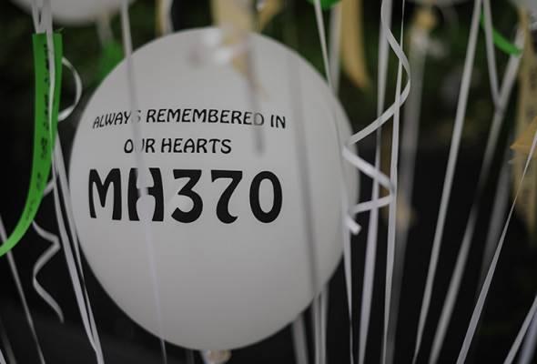 MH370: Kemuka kertas cadangan pencarian dengan segera - Waris