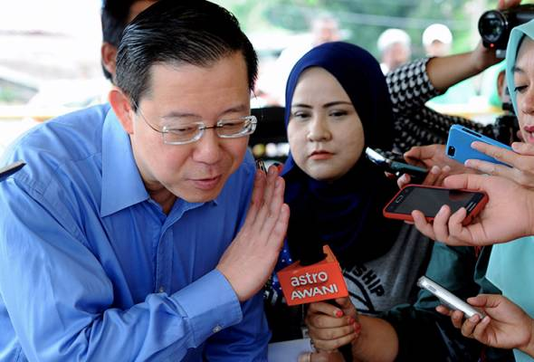 The Penang government plans to increase the Water Conservation Surchage for  domestic use to ensure  the precious commodity is used wisely