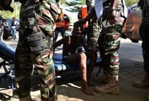 16 terkorban dalam insiden serangan resort di Ivory Coast
