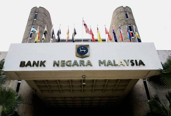Rizab Bank Negara RM431 bilion - Bank Negara