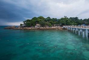 Chalet employees find mongoloid human skeleton on Perhentian Island