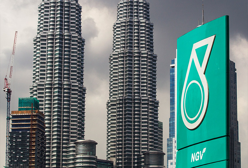 petronas growth strategy