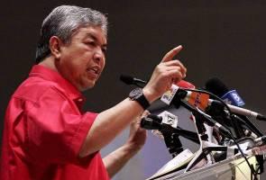 'Hidupkan perang saraf, psikologi untuk tawan semula Selangor' - Ahmad Zahid