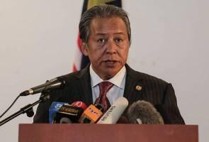 1MDB: Anifah temui duta AS di Putrajaya