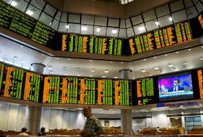 Bursa Malaysia ends at almost 3-month high