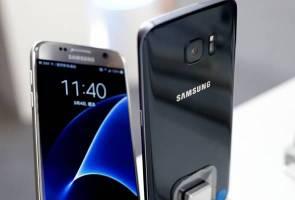 Samsung Galaxy 7 Edge dinobatkan Telefon Pintar Terbaik 2016