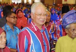 'Pemimpin hilang maruah diri bila tidak amal politik berprinsip' - Najib