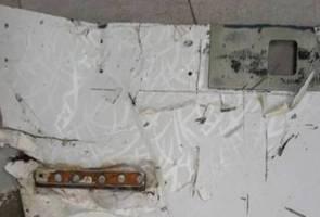 DCA belum dapat sahkan serpihan pesawat ditemui di Mauritius milik MH370