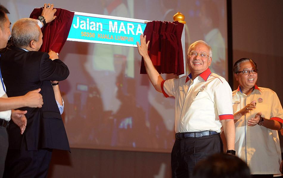 MARA, Majlis Amanah Rakyat, 50 Tahun