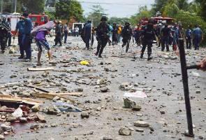 Cuaca panas: Pesawah Filipina terbunuh dalam keganasan protes kemarau