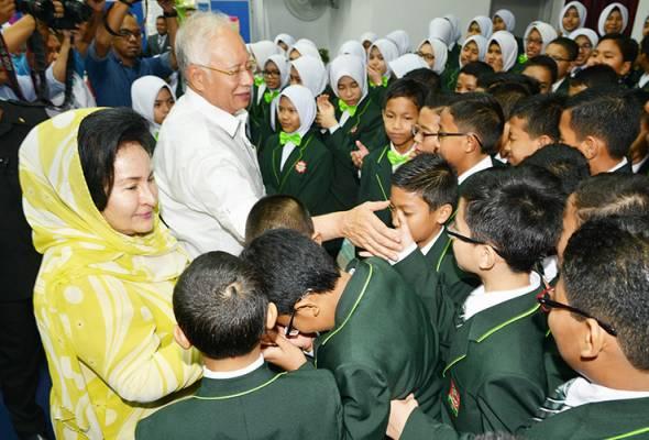Modal insan agenda teras kerajaan - Najib
