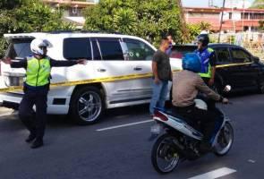2 lelaki dalam 4WD mati ditembak dari jarak dekat di Sabah