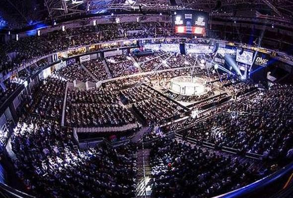 ONE Championship bersiaran di AS, meterai perjanjian dengan Turner Sports