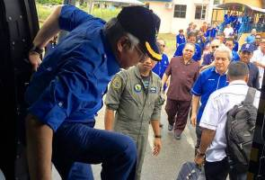 BN led by Adenan Satem not opposition championed NCR land issue - Najib
