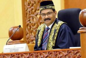 Pembangkang usul tidak percaya terhadap Speaker DUN Perak