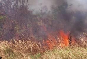 Operasi memadam api Hutan Simpan Kuala Langat selesai seminggu