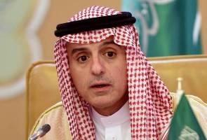 Sumbangan derma kepada Najib memang dari Arab Saudi - Adel Al-Jubeir