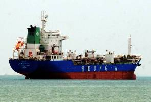 One dead, five injured as fire causes explosion on board chemical tanker off Tanjung Dawai