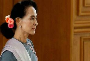 Myanmar state counsellor urges majority to protect rights of minorities