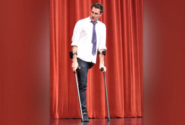 Zouk KL sangkal dakwaan diskriminasi terhadap atlet paralimpik Josh Sundquist