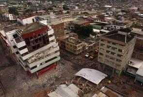 'Kewartawanan Dron' di kawasan bencana bantu liputan berita