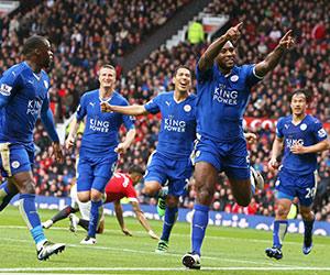 Leicester City juarai Liga Perdana Inggeris