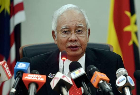 Tuntutan kenaikan royalti minyak Sarawak belum dipertimbangkan - Najib