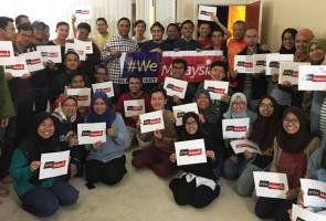 'Negara perlu terus ditadbir kerajaan yang cemerlang' - #WeMalaysia AS