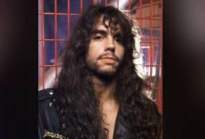 Bekas pemain drum Megadeth meninggal dunia di atas pentas
