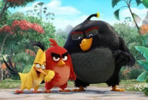 'Angry Birds' ungguli carta pecah panggung Amerika