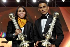Mohd Al-Jufferi, Pandelela crowned sportsman and sportswoman of the year