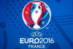 EURO 2016: 9 bintang Eropah jadi tumpuan