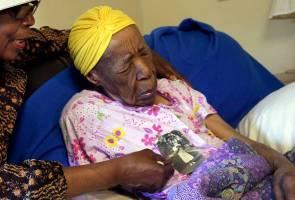 Manusia tertua di dunia berusia 116 tahun meninggal dunia di New York