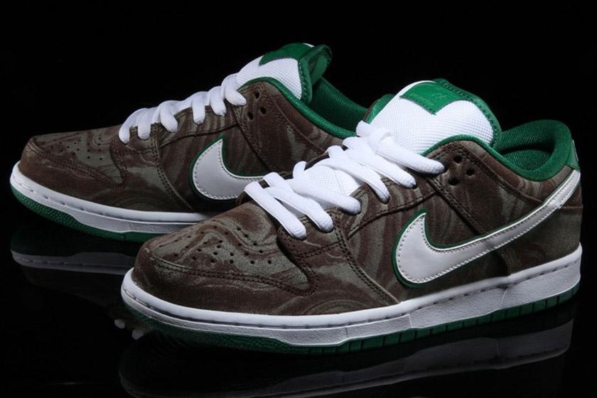 Nike lancar kasut diinspirasikan kopi Starbucks. Gambar: thepremierstore.com