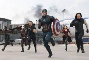 'Captain America' ungguli carta box office di Amerika