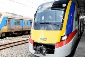 Three-day non-stop KTM komuter service for Thaipusam