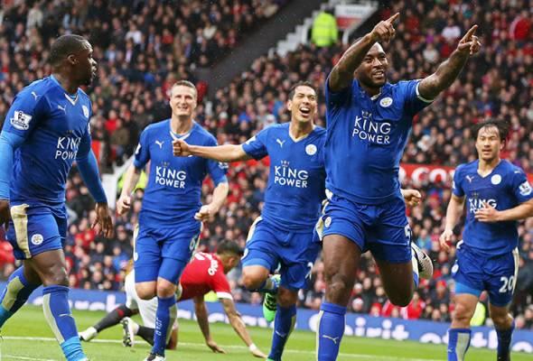 Leicester City juara Liga Perdana Inggeris