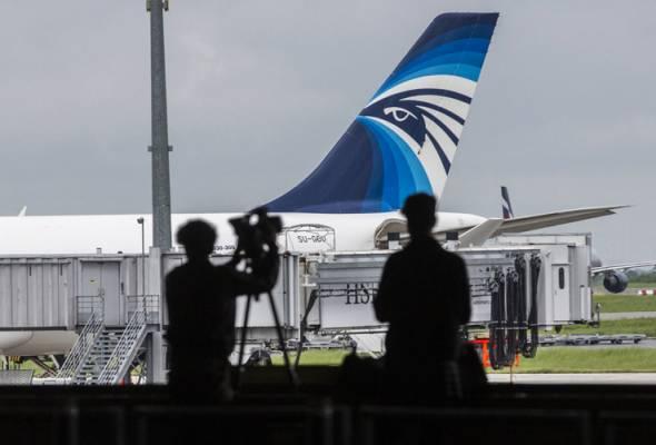Bahan letupan dikesan pada kesemua 66 mayat penumpang nahas EgyptAir
