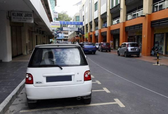 Diskaun 70 peratus saman parkir di Perak