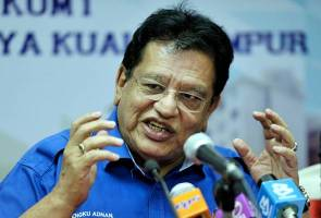 Dr Mahathir hendak bunuh BN - Ku Nan