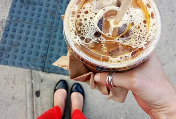 Amaran keras untuk peniaga kopi di California!