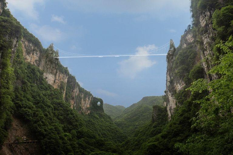 Jambatan Kaca China