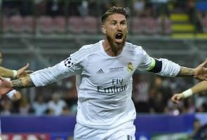 Real Madrid menangi Liga Juara-Juara selepas tewaskan Atletico Madrid