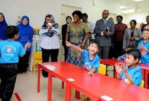 Permata dan Rosmah tidak pernah mohon anugerah 'Lead by Example' UNESCO - JPM