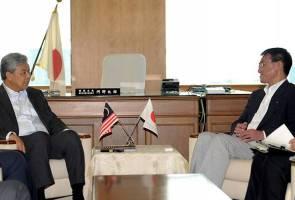 Malaysia sedia mudahkan laluan FDI Jepun bagi industri halal - Zahid