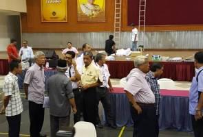 PRK: 'Jangan buat provokasi pada hari penamaan calon' - Pengarah Pilihan Raya Perak