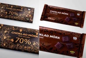 IKEA Malaysia tarik balik produk coklat gelap