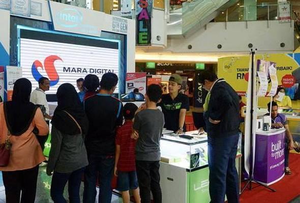 MARA Digital Mall bakal beroperasi sepenuhnya selepas Raya | Astro Awani
